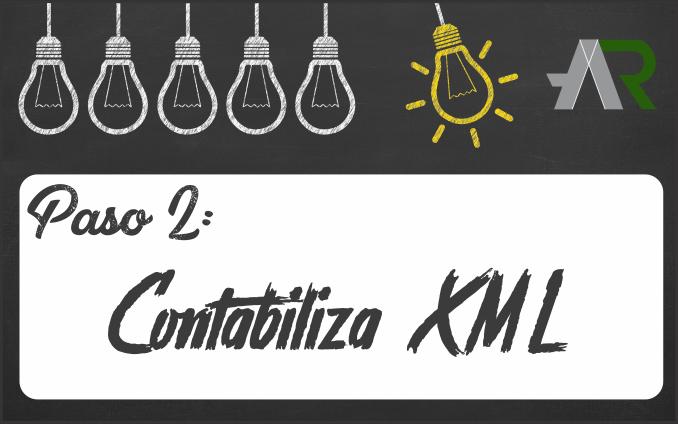 Contabiliza XML de descarga masiva XML