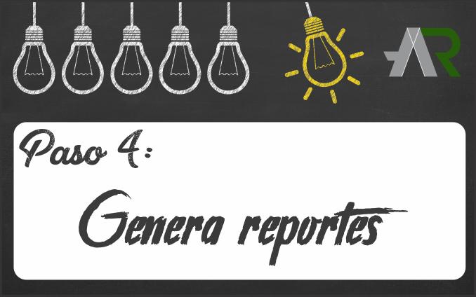 Genera reportes de descarga masiva XML